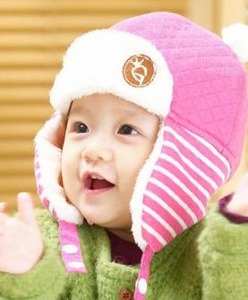 婴儿雷锋帽