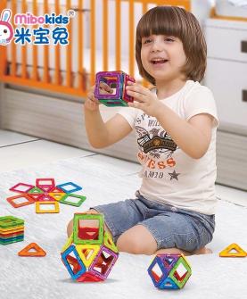 磁力片积木