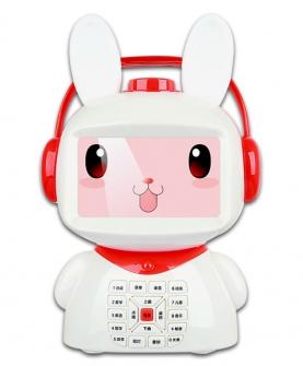 百分兔娃娃机视频故事机