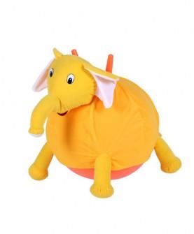 pvc玩具动物小象