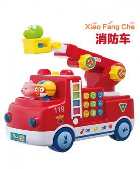 玩具工程消防车