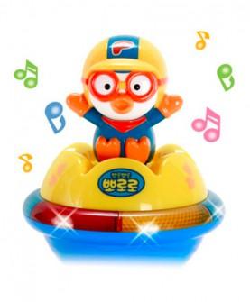 不倒翁早教益智声光音乐玩具