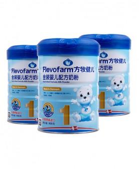 金装配方奶粉1段