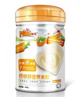鈣鐵鋅營養米粉