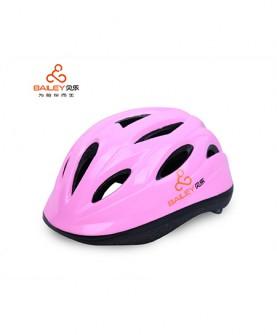 女童防护头盔(粉色)