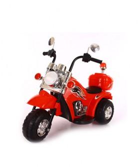 三轮电动摩托车(红色)