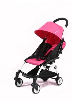 婴儿手推车(枚红色)