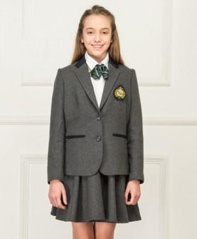 女童西装制服