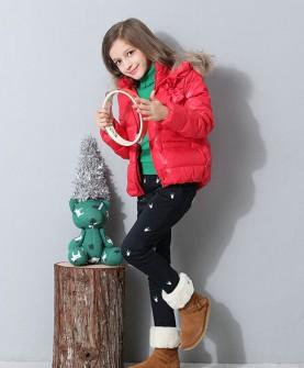冬款女童套装