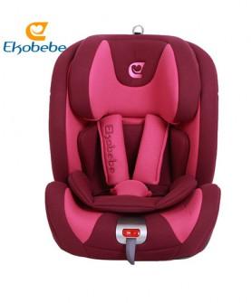 儿童安全座椅(玫红)