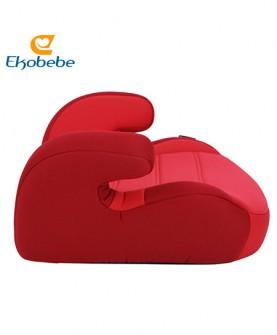 儿童汽车安全座椅增高垫(宝石红)