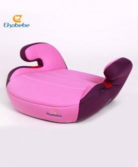 儿童汽车安全座椅增高垫(粉色)
