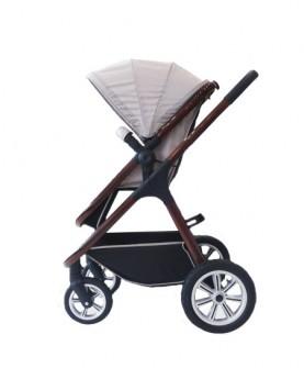 折叠高景观婴儿推车