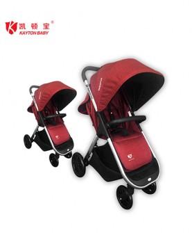 新品折叠高景观婴儿推车
