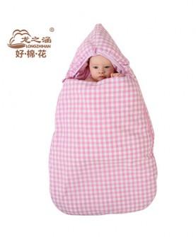 新生婴儿棉花胆抱被