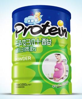 孕妇叶酸蛋白质粉900g