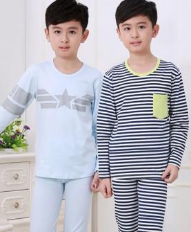 男童学生秋衣裤