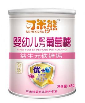 益生元铁锌钙葡萄糖450g