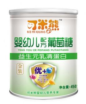 益生元乳清蛋白葡萄糖450g