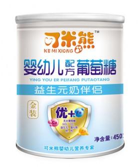 益生元奶伴侣葡萄糖450g