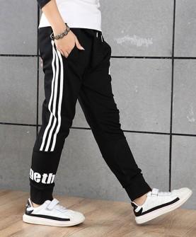 韩版男童宽松裤