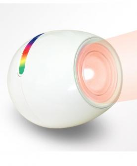256色触摸变色发光夜灯