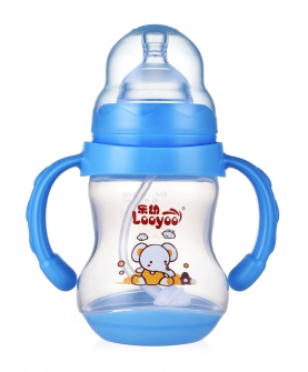 240ml感温婴儿宽口径奶瓶