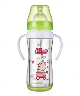 宽口径玻璃220ml奶瓶