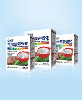 336克猪肝菠菜小面条(盒装)