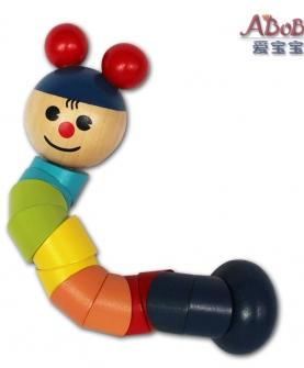 婴幼儿童早教益智木制玩具