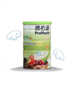 香菇蔬菜米粉