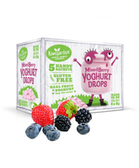 混合莓果酸奶溶豆