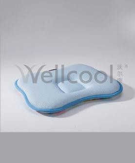 环保舒适的3d婴儿定型枕