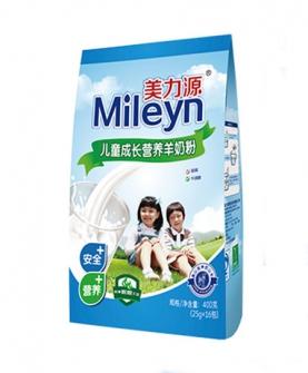 儿童成长营养羊奶粉