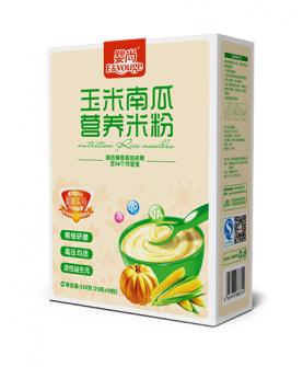 玉米南瓜营养米粉