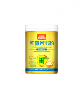 纯营养米粉(0添加配方)
