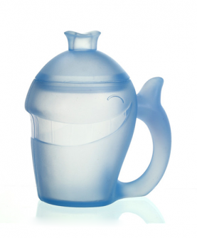 高质量硅胶学饮杯