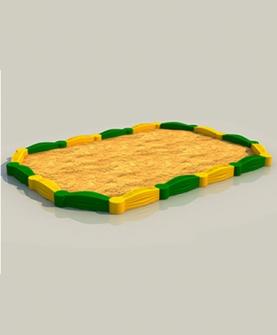 平衡触觉板(沙池围边)