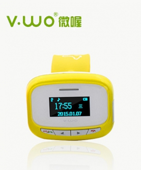 儿童定位手表(黄色)
