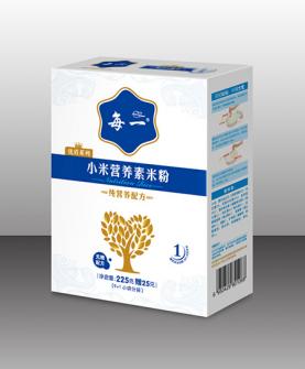 纯营养配方米粉