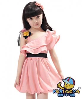 连衣裙(粉色)