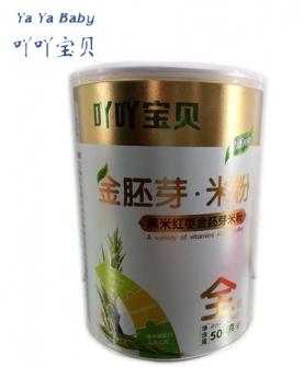 *500克黑米红枣金胚芽米粉