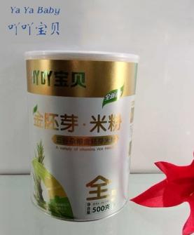 *500克五谷杂粮金胚芽米粉