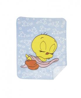 高級婴儿毯(金丝雀)