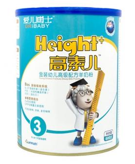 高素儿配方羊奶粉
