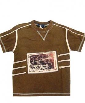 儿童上衣(棕色)