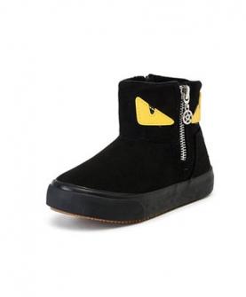 儿童闲鞋棉鞋