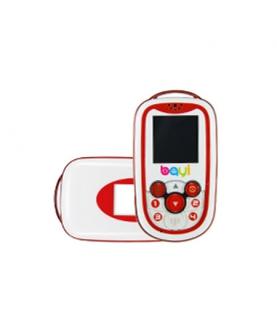儿童手机(宝石红)