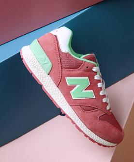 跑步鞋(铁锈红)