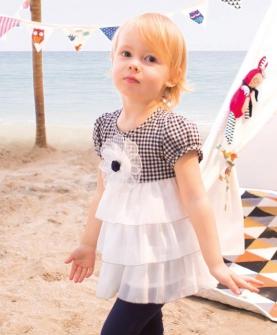 春夏款儿童裙
